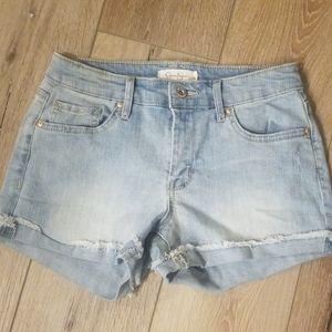 🍒 JESSICA SIMPSON FOREVER SHORTS size 27 (j27)
